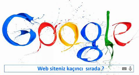 Google'de Sıra Bulan Program