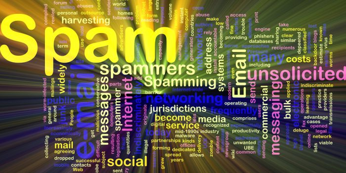 Web Sitelerinde Spam Riskini Ölçme
