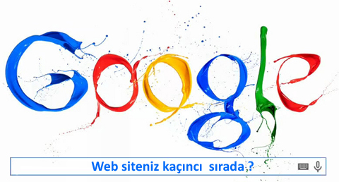 Google'de Sıra Bulan Program